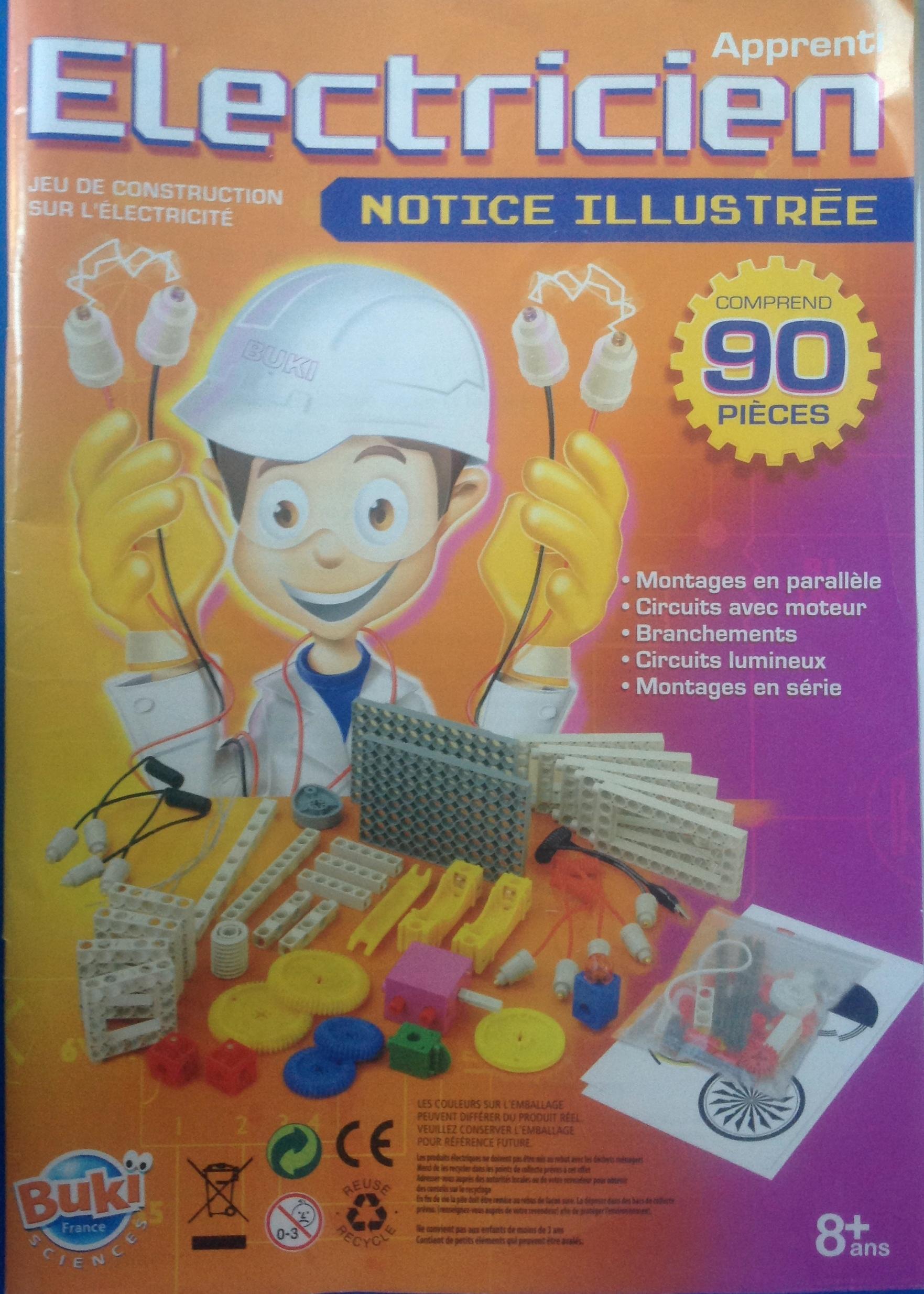 apprenti électricien