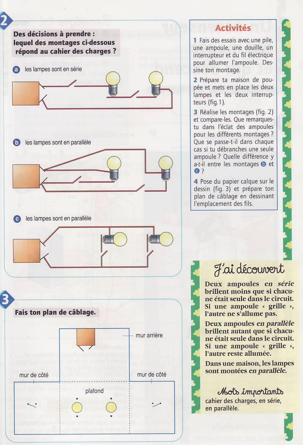 installe l'électricté 2