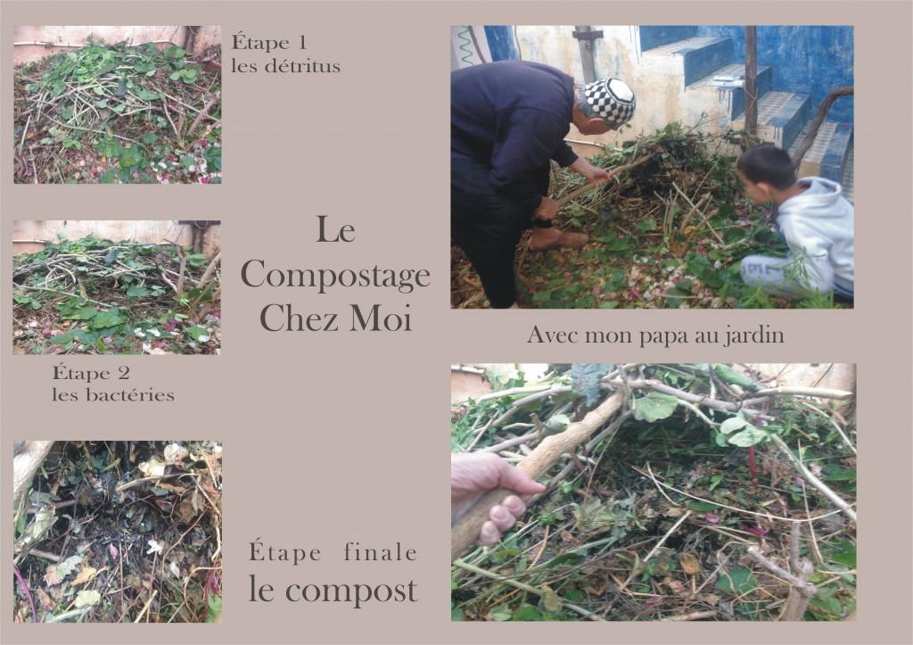 le compostage chez moi