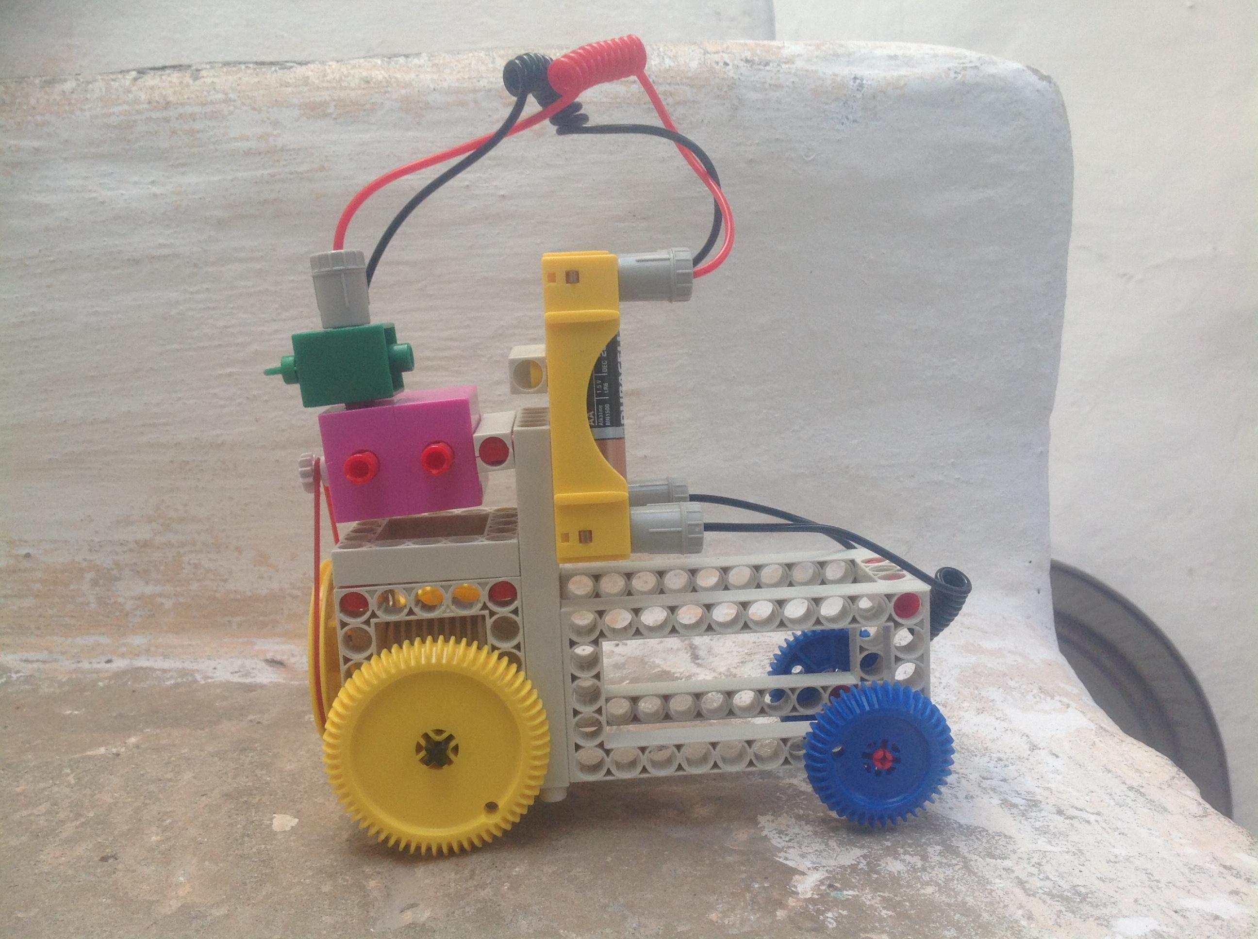 maquette loco electrique