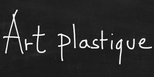 ardoise art plastique