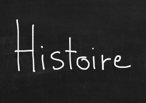 ardoise histoire