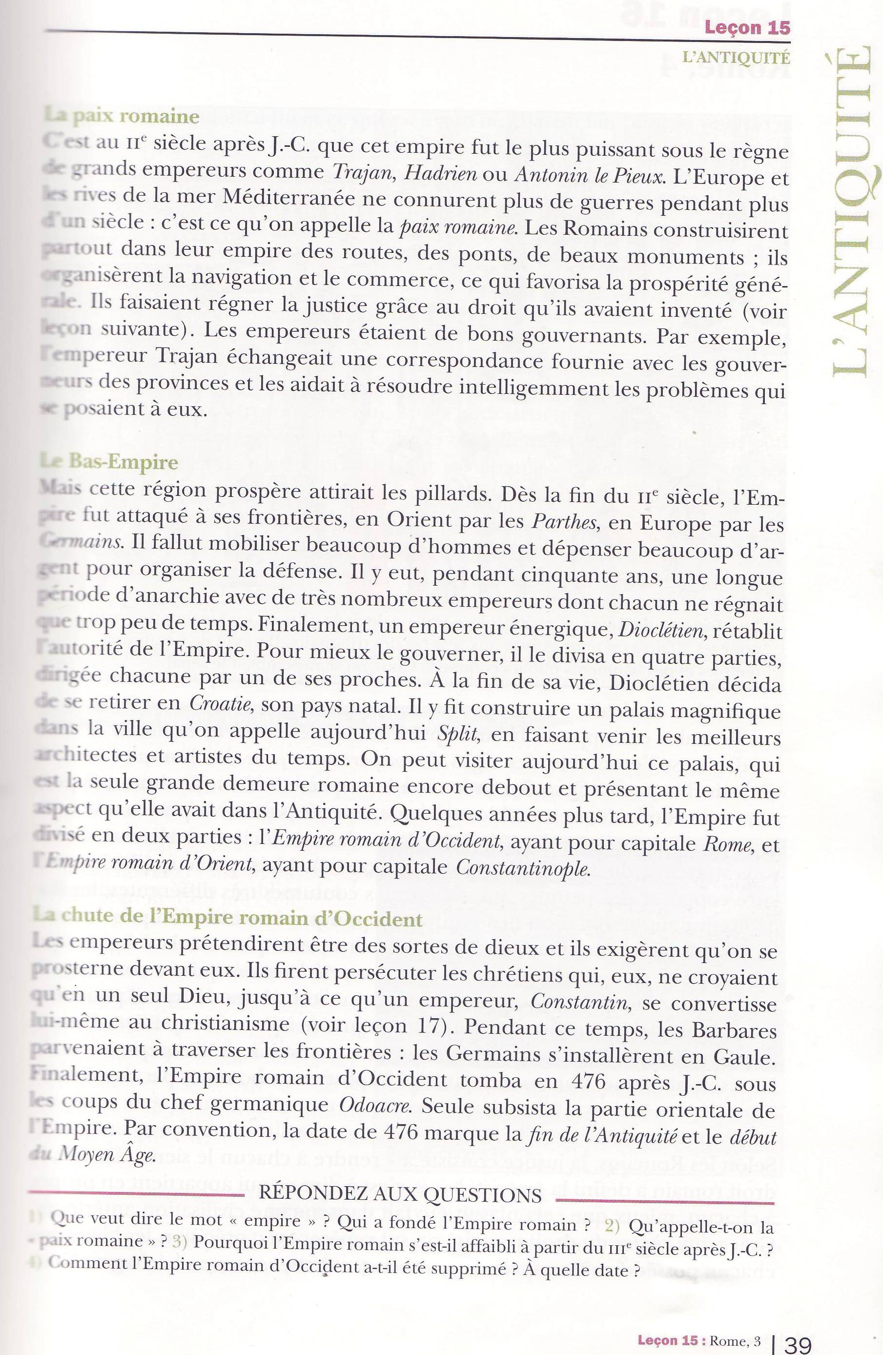 rome LdE6