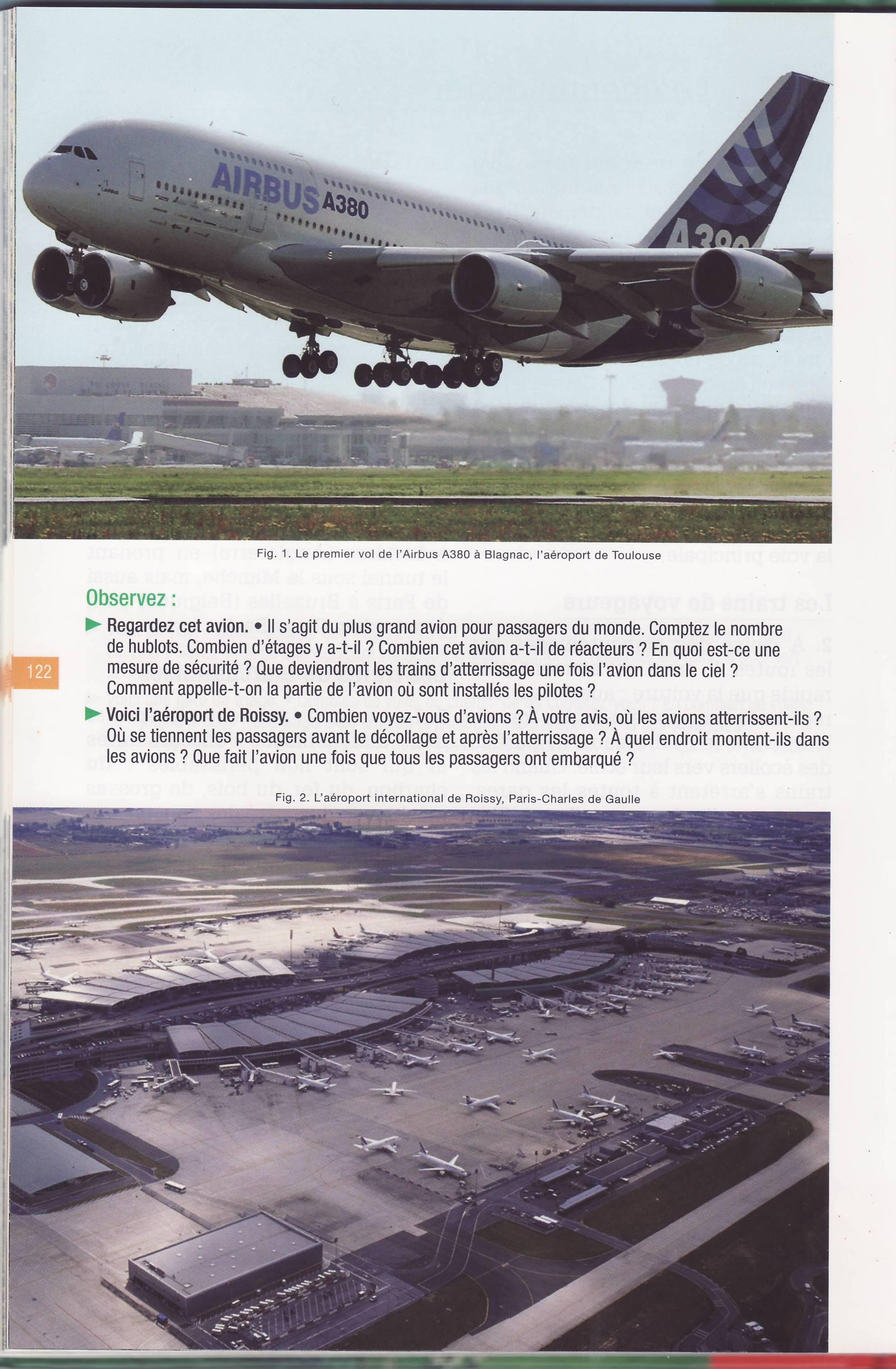 LdE Géo Le transport aérien
