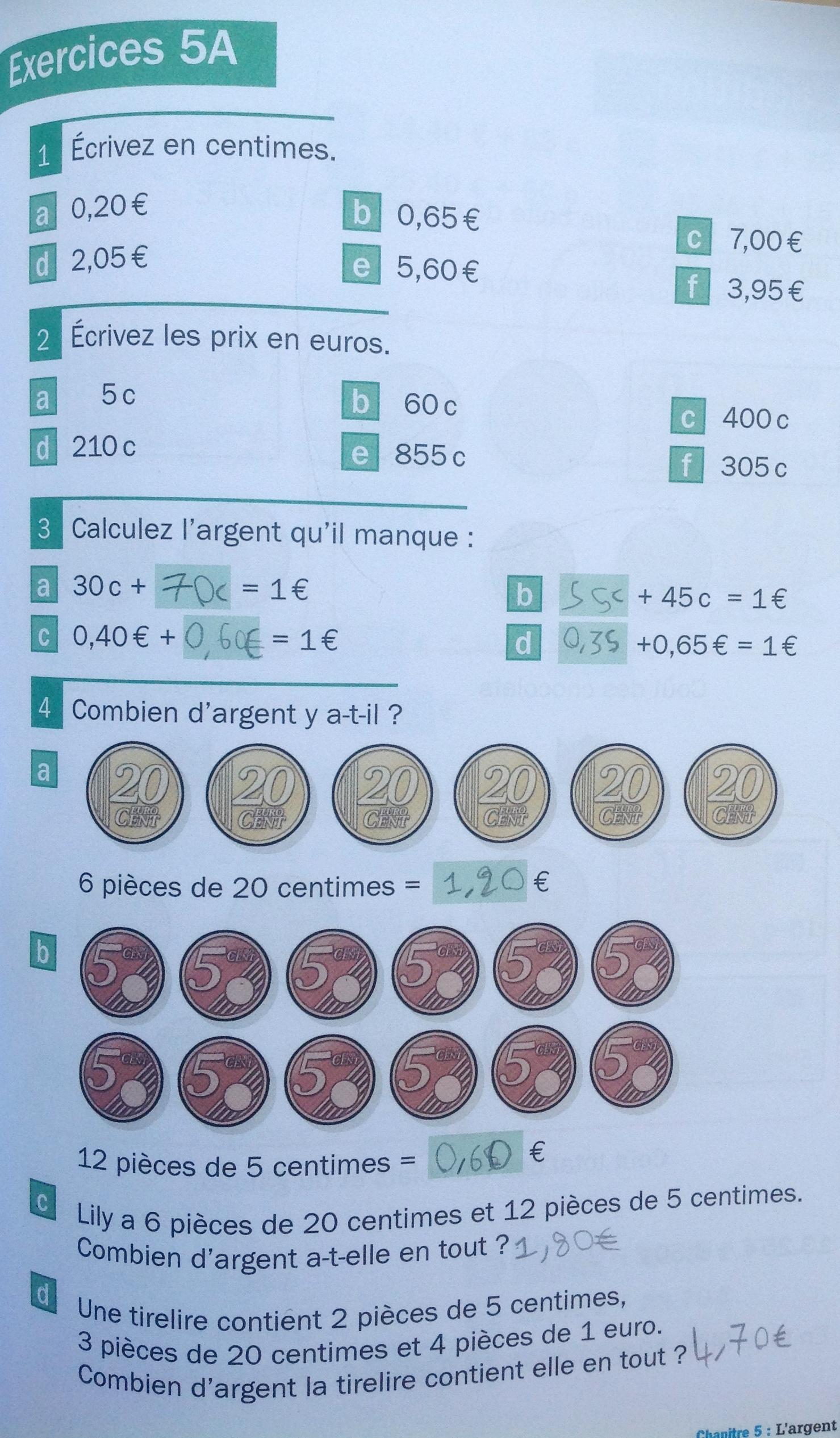 LdE l'argent 3