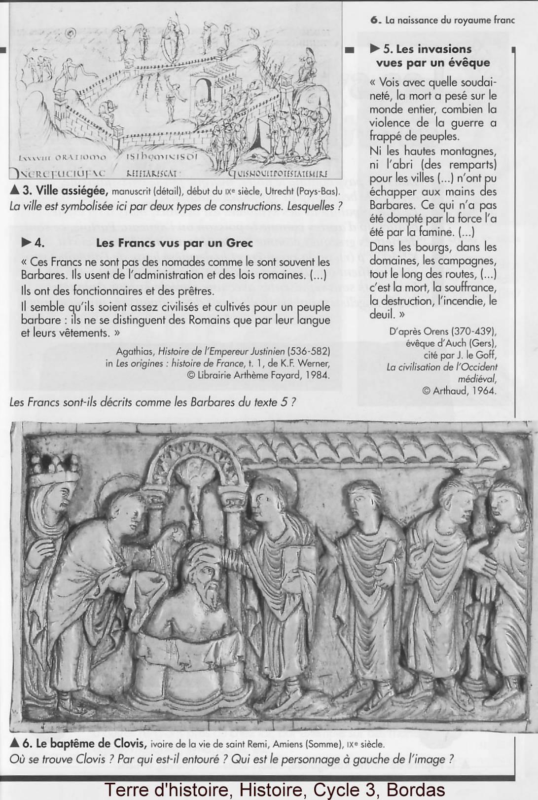 la naissance du royaume franc 2